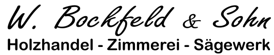 bockfeld logo - Öffnungszeiten