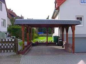 bockfeld carport - Referenzen