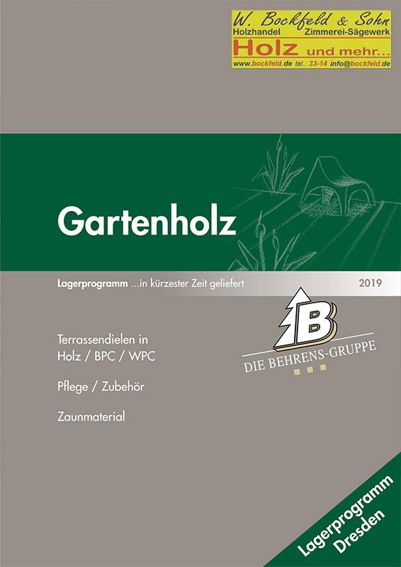 behrens gartenholz - Kataloge