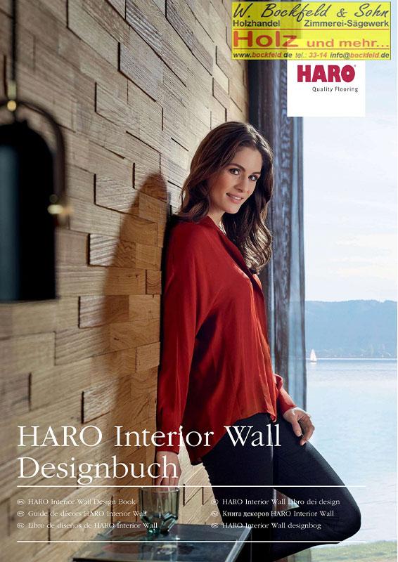 haro interior wall - Startseite
