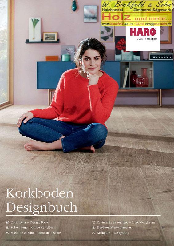 haro korkboden - Kataloge