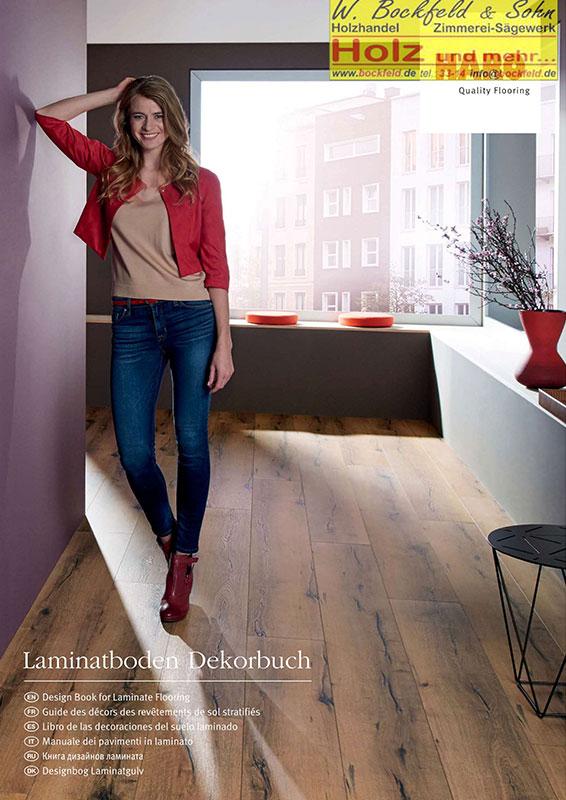 haro laminat dekorbuch - Kataloge
