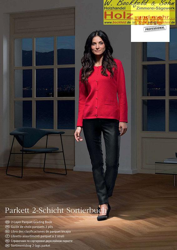 haro parkett 2 schicht sortierbuch - Kataloge