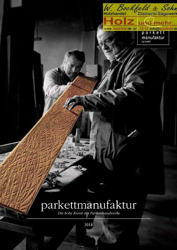 haro parkettmanufaktur - Kataloge