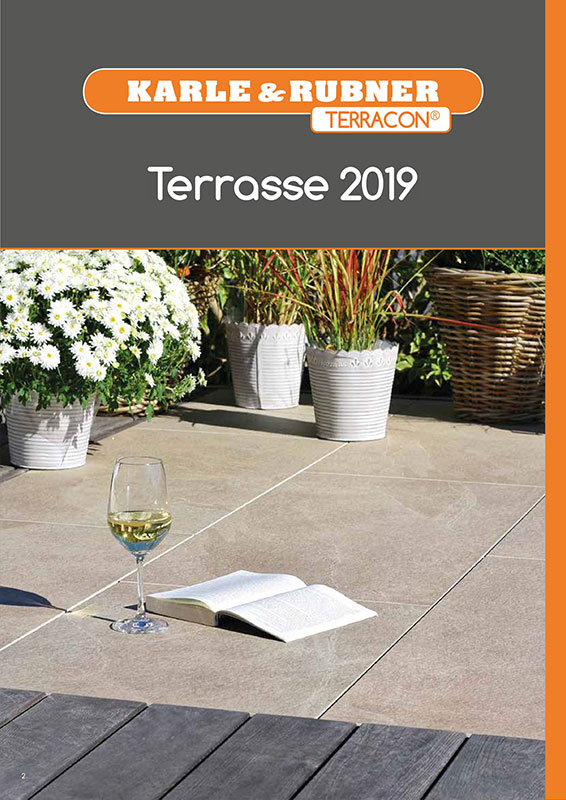 karle rubner terracon terrasse - Kataloge