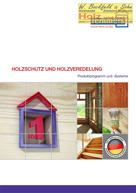 remmers holzschutz und holzveredelung - Kataloge