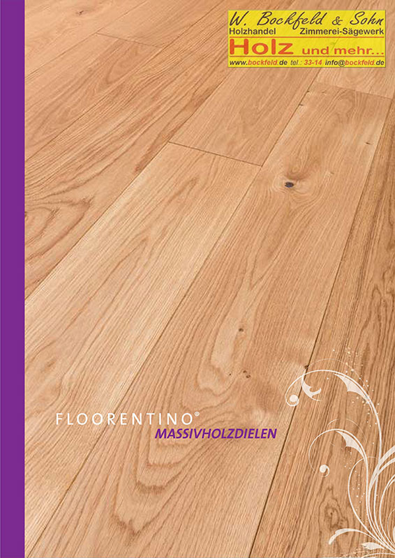 roggemann floorentino massivholzdielen - Kataloge