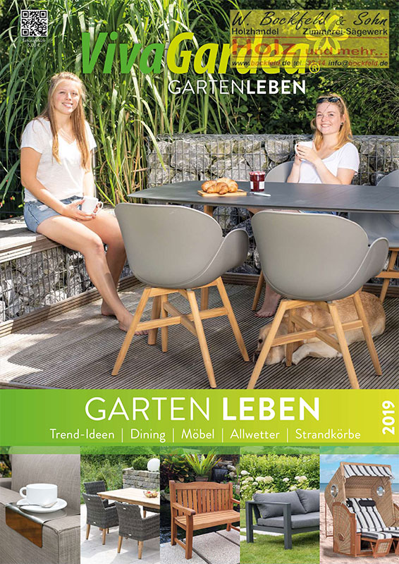 viva gardena gartenleben - Kataloge