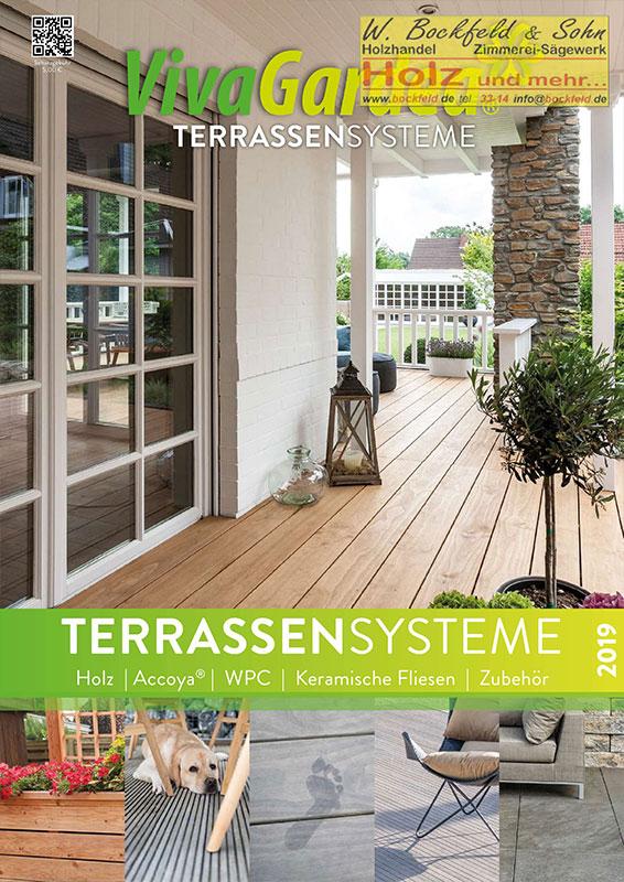 viva gardena terrassensysteme - Kataloge