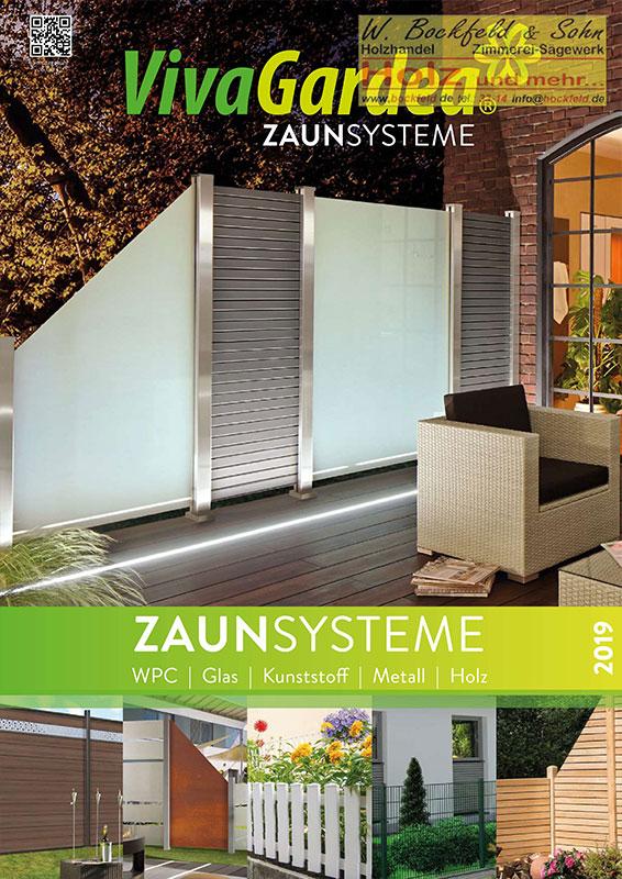 viva gardena zaunsysteme - Kataloge