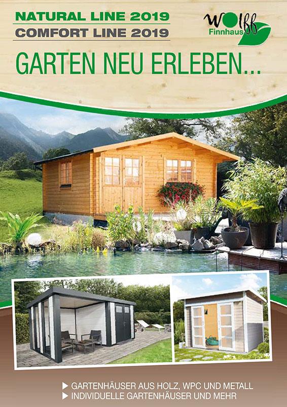 wolff katalog natural line comfort line - Kataloge