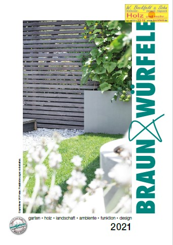 Braun Wuerfele Garten Holz 2021 wbs seite1 - Kataloge
