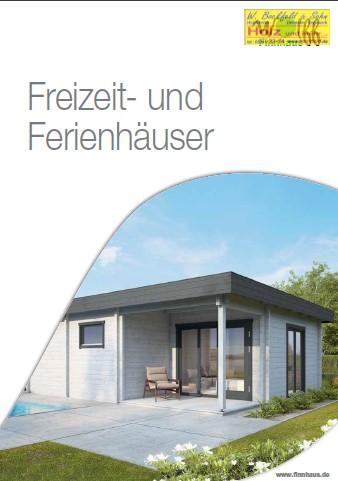 Finnhaus Wolff Ferienhauskatalog 2020 seite1 - Kataloge