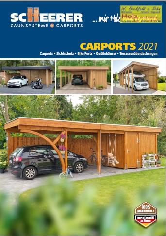 SCHEERER Carport 2021 wbs low seite1 - Kataloge