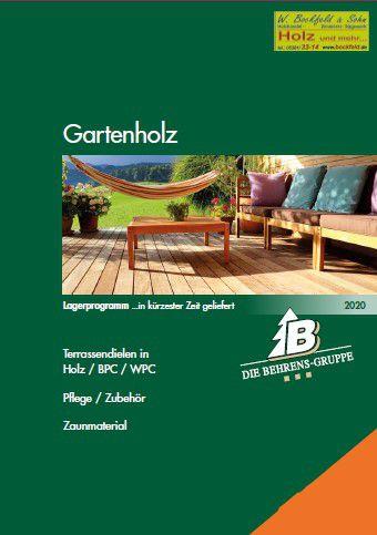 Behrens Gartenholz wbs seite1 - Kataloge
